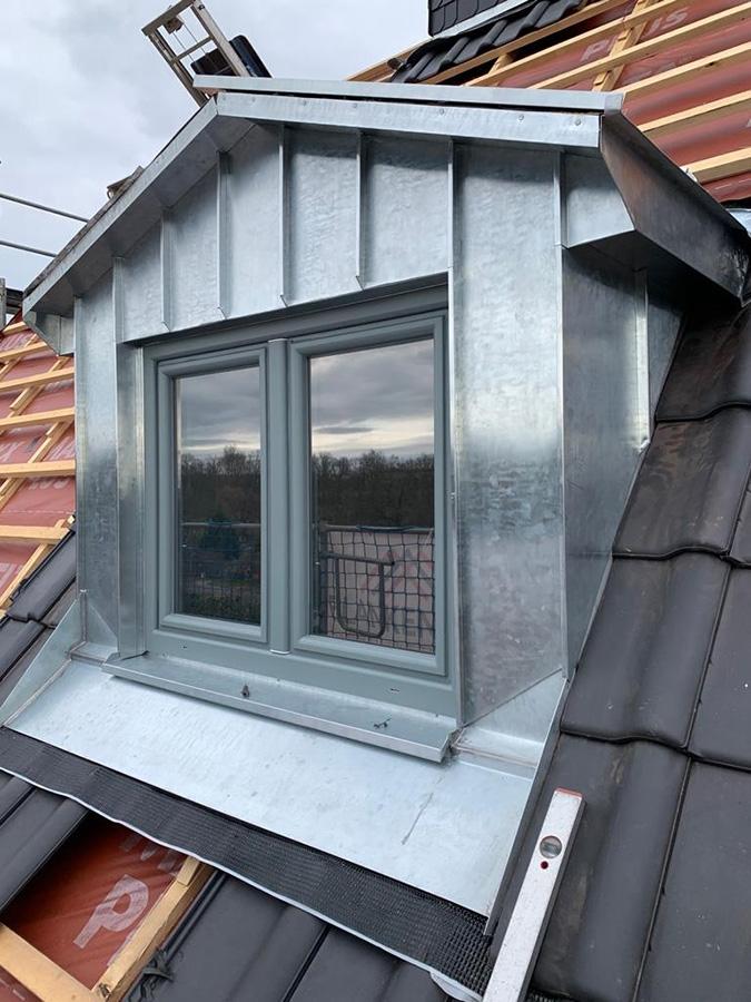 Klempnerarbeiten vom Dachdeckereibetrieb Blankenfeld