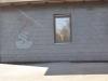 Fassade mit Schiefer aus Letschin