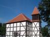 Dacheindeckung Kirche Altbarnim